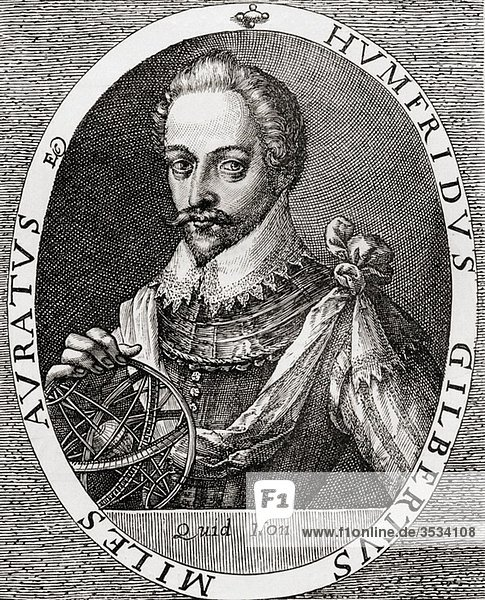 Sir Humphrey Gilbert  c 1539 to 1583 English adventurer  explorer  member of parliament  and soldier From the book Short History of the English People by J R Green published London 1893