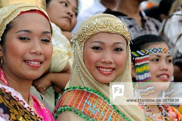 kadayawan festival davao city davao del norte philippines