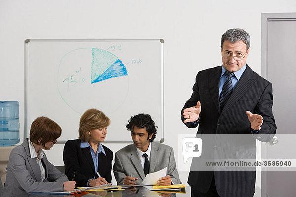 Unternehmenspräsentation