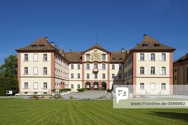 Schloss  Mainau  Baden-Württemberg  Deutschland  Europa