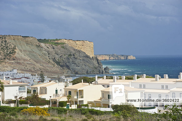 Holiday homes in Praia da Luz  Algarve  Portugal