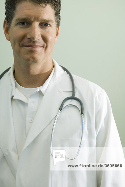 Arzt  Porträt