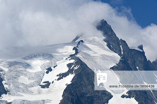 Großglockner  Alpen  Österreich Großglockner, Alpen, Österreich