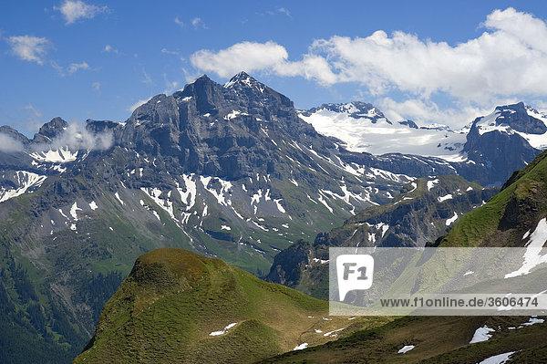 Uri Rotstock  Alpen  Schweiz Uri Rotstock, Alpen, Schweiz