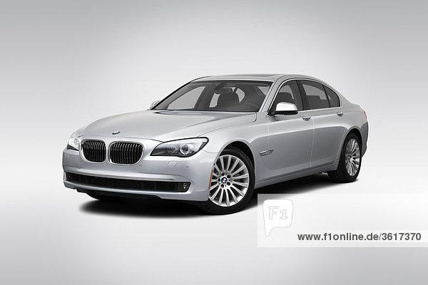 2011 BMW 7er-Reihe 750i in - Winkel Vorderansicht