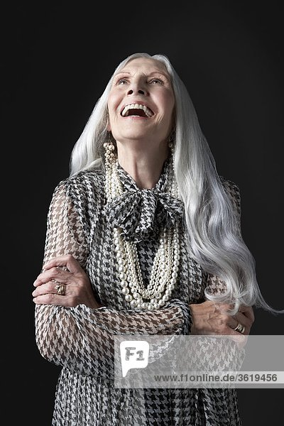 Stilvolle Senioren