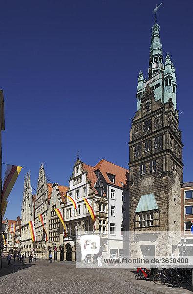 Prinzipalmarkt  Münster  Deutschland