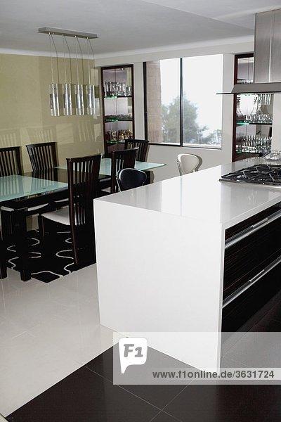 Küche Innenaufnahme