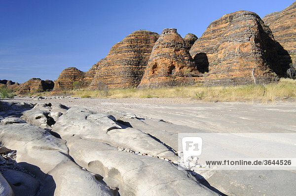 Piccaninny Creek Walk im Purnululu Nationalpark  Bungle Bungle  Australien