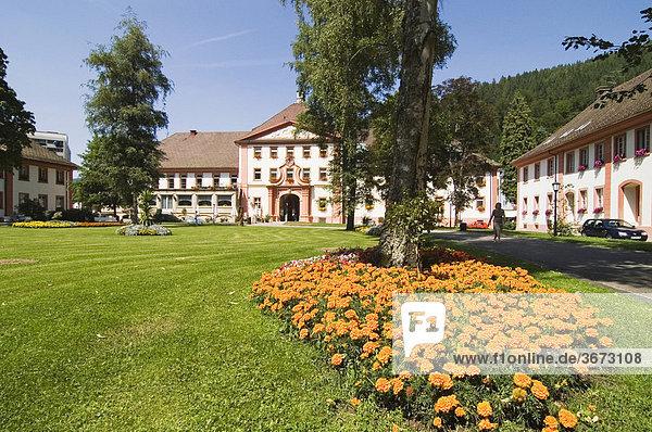 St. Blasien Südschwarzwald Baden-Württemberg Deutschland ehemalige Benediktinerfürstabtei