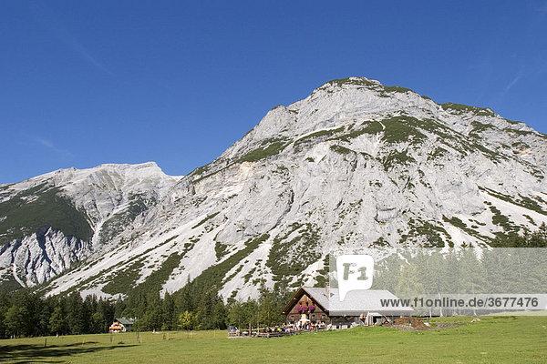 Kastenalm Tyrol Austria