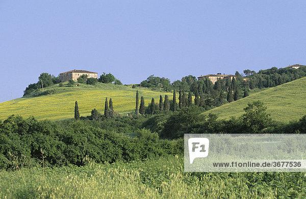 Italien Toskana Era-Tal