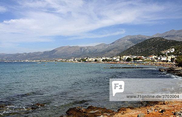 Stalis  Crete  Greece  Europe