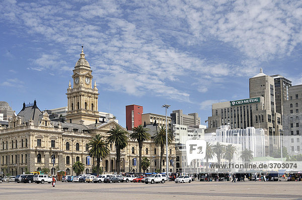 Old Town Hall  Cape Town  South Africa  Africa