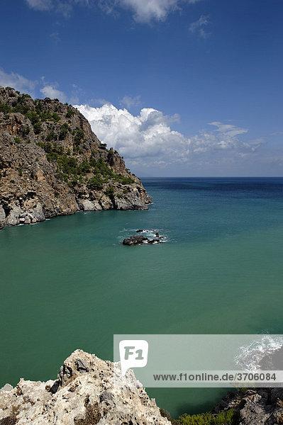 Achata Bucht  Insel Karpathos  Ägäische Inseln  Ägäis  Dodekanes  Griechenland  Europa