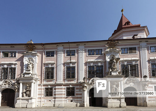 High school Englische Fraeulein St. Poelten  Lower Austria  Austria  Europe