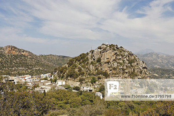 Kalamafka  Crete  Greece  Europe