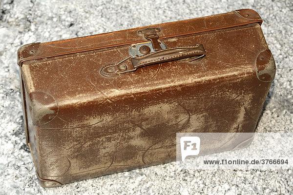 Alter Reisekoffer