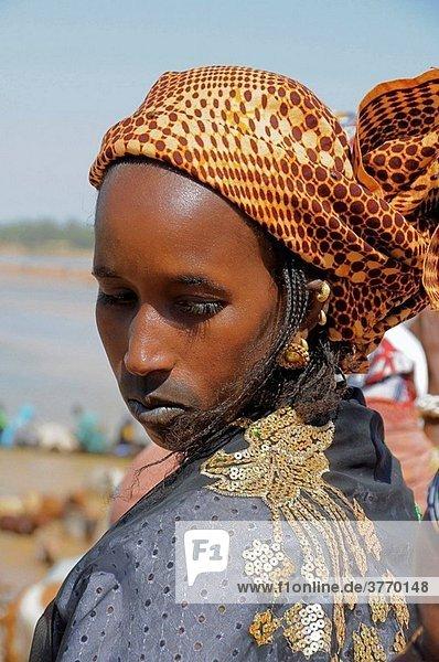Man  Diafarabe  Mali