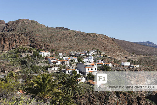 Antoncojo  La Gomera  Kanaren  Spanien