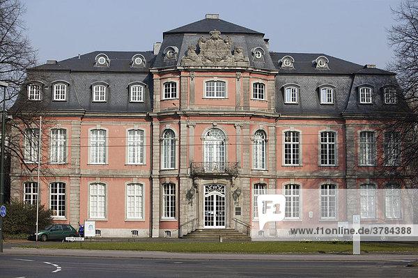 Goethe-Museum  Düsseldorf  Nordrhein-Westfalen  Deutschland