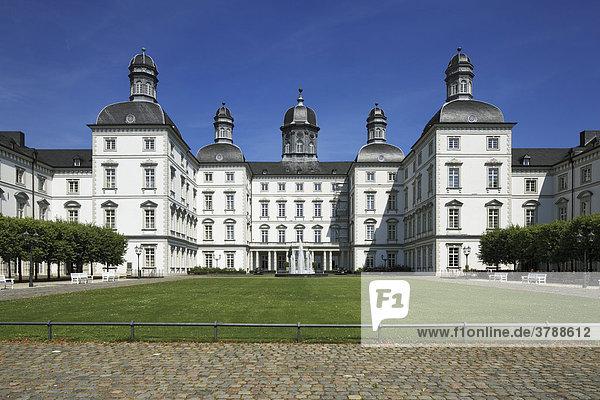 Schloss Bensberg  Bergisch Gladbach  Nordrhein-Westfalen  Deutschland  Europa