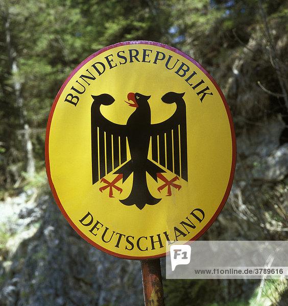National emblem Federal Republic of Germany