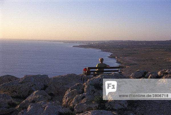 Zyprus Cape Gkreko near Agia Napa