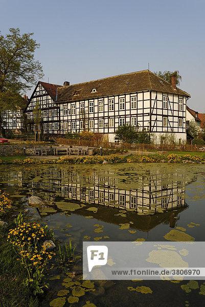 Ottenstein in the Emmerthal Lower Saxony Germany