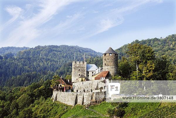 Castle Deutschlandsberg Styria Austria