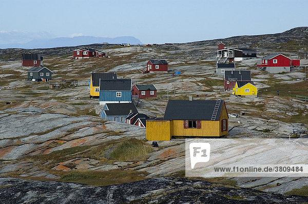 Village Rodebay Greenland