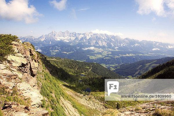 Reiteralm  Dachstein Tauern Region  Steiermark  Österreich
