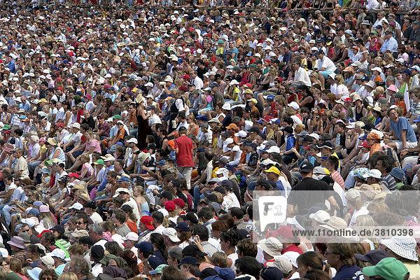 Menschenmenge |