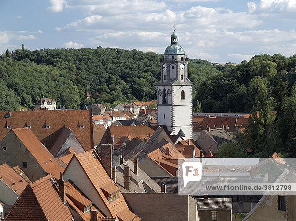 Meißen in Sachsen  Deutschland