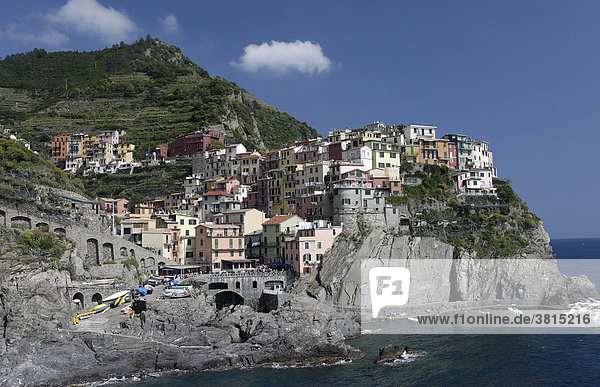 Manerola  Cinque Terre  Italien