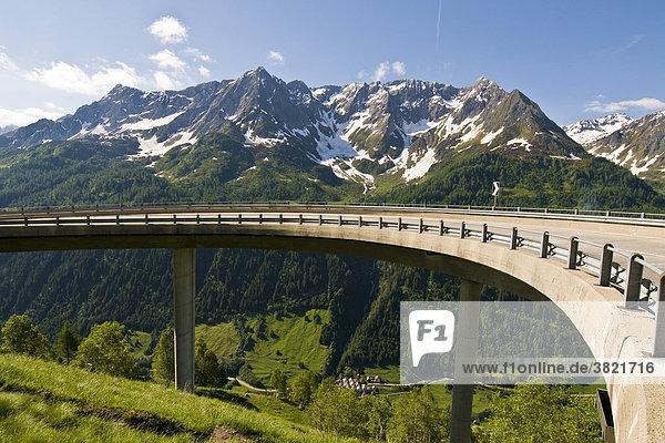 Schweiz  Sankt-Gotthard-Pass