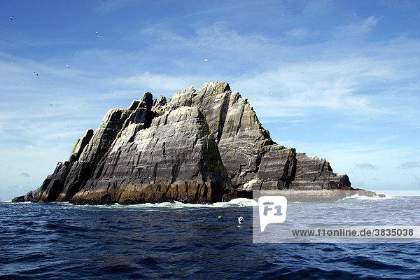 Little Skellig: Vogelparadies im Atlantik / Irland