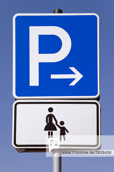Parking for families