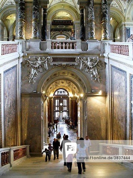 -Kunsthistorisches Museum- Wien (Austria).