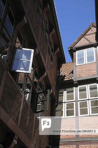 Krameramtswohnungen  Hamburg  Deutschland  Europa