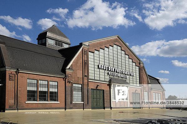 Haus der Photographie  Deichtorhallen  Hamburg  Deutschland  Europa