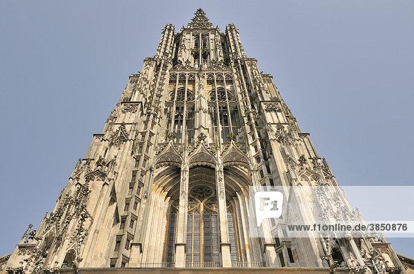 53m Hohe Turm Ist Der Höchste Kirchturm Der Welt Baden Württemberg