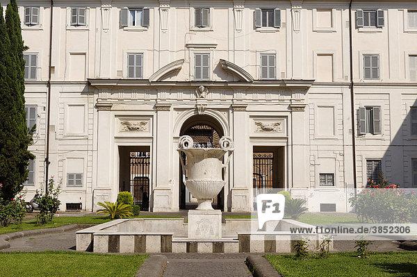 Santa Cecilia Kirche  Trastevere  Rom  Italien  Europa