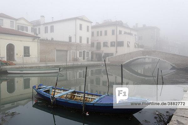 Chioggia an der Adria  Riva Vena  Veneto  Venetien  Italien  Europa