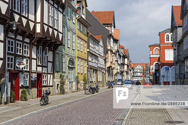 Kanzleistraße  Wolfenbüttel  Niedersachsen  Deutschland  Europa