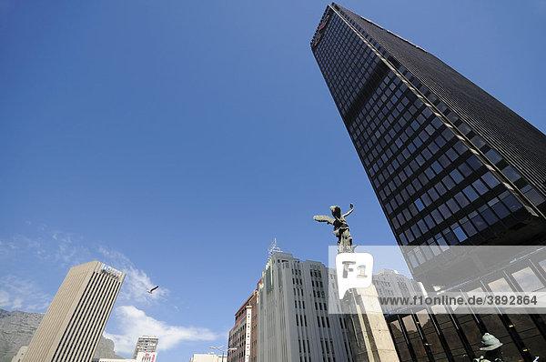 ABSA Centre  Hochhäuser im Stadtzentrum von Kapstadt  Südafrika  Afrika