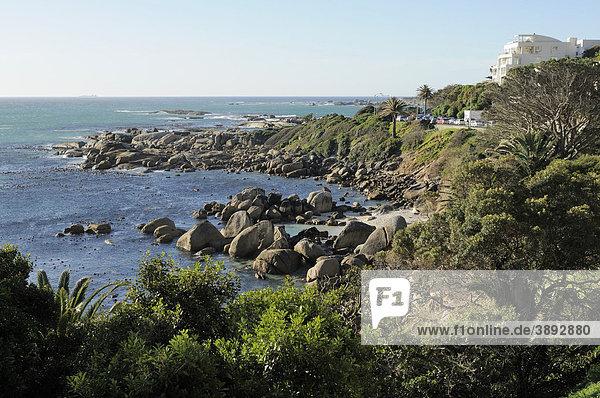 Camps Bay  Kapstadt  Südafrika  Afrika