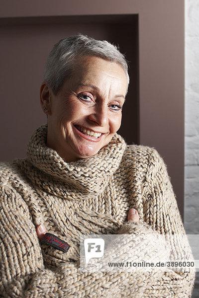 Frau  Best Ager