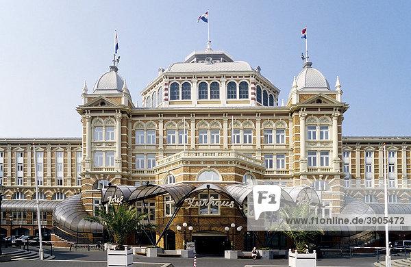 Hotel Kurhaus  Seebad Scheveningen  Den Haag  Südholland  Niederlande  Europa
