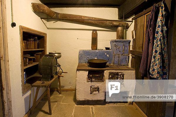 Historische Küche In Bauernhaus Architekturbrdbauernhaeuser